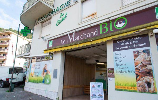 Encaissement & gestion : Le Marchand Bio | Nice (06)