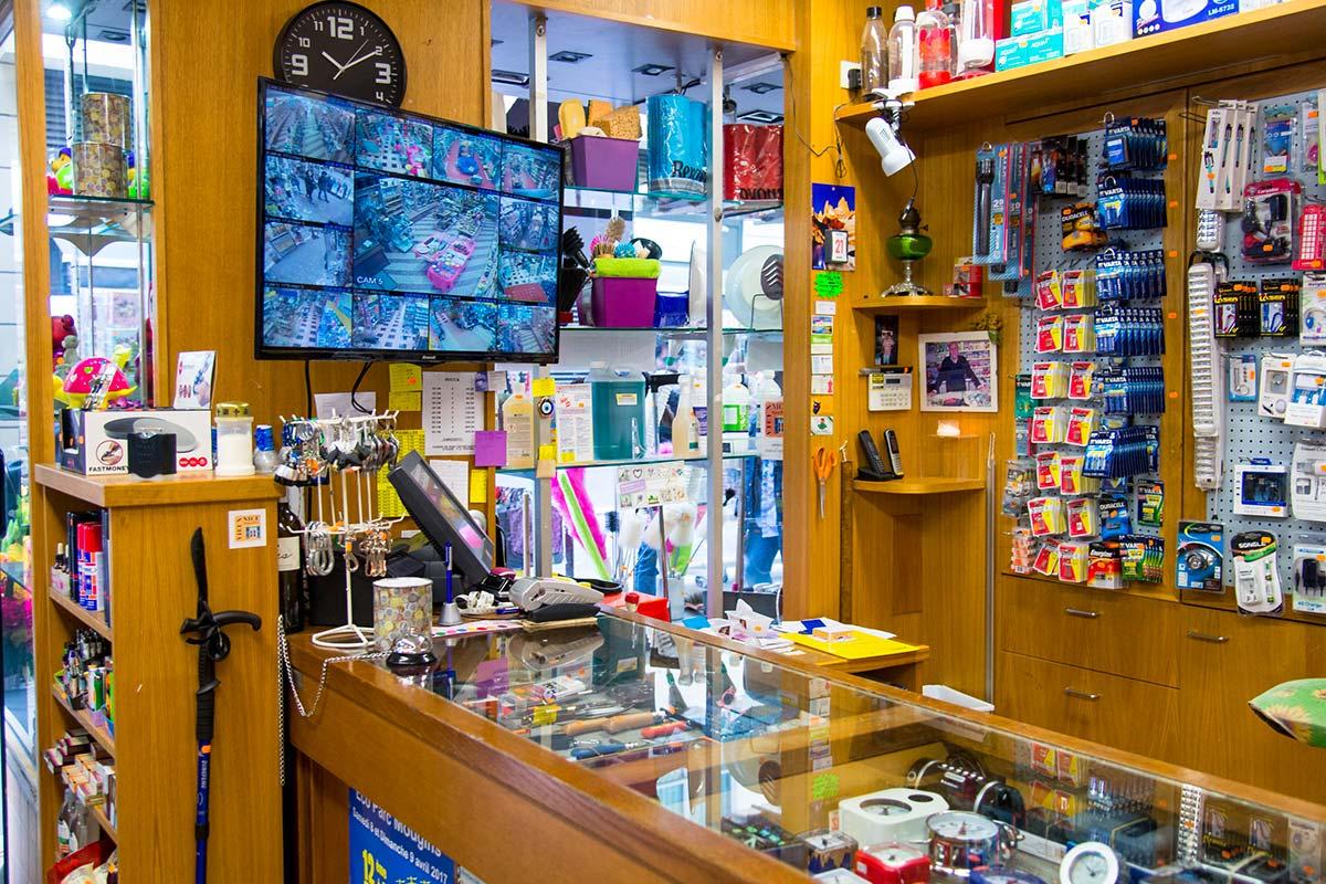 Encaissement & Gestion : Droguerie Cristalor Danino | Nice (06)