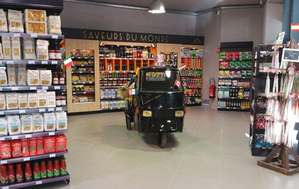 Agencement magasin : Les Halles de la Montade | Plan-de-Cuques (13)