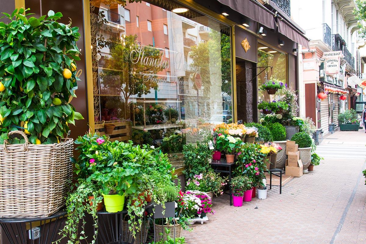Encaissement & gestion | Espace Fleurs | Mentons (06) | SMOB