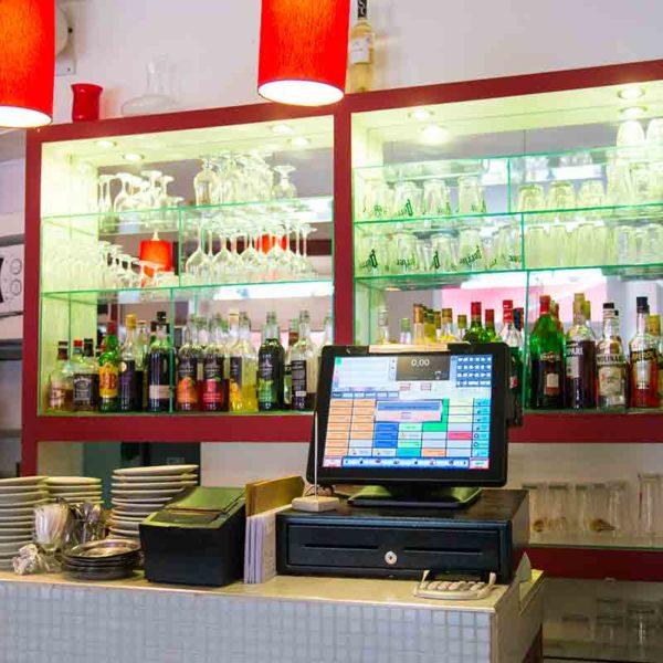 Encaissement & gestion | Restaurant Balico | Mentons (06) | SMOB