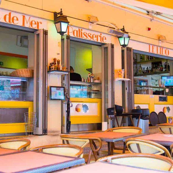 Encaissement & gestion | Restaurant Lido | Mentons (06) | SMOB