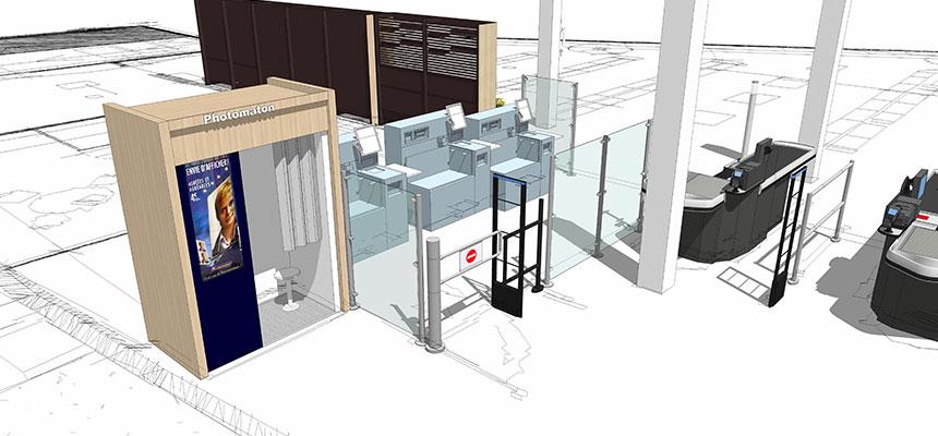 Equipement et aménagement de magasins | SMOB