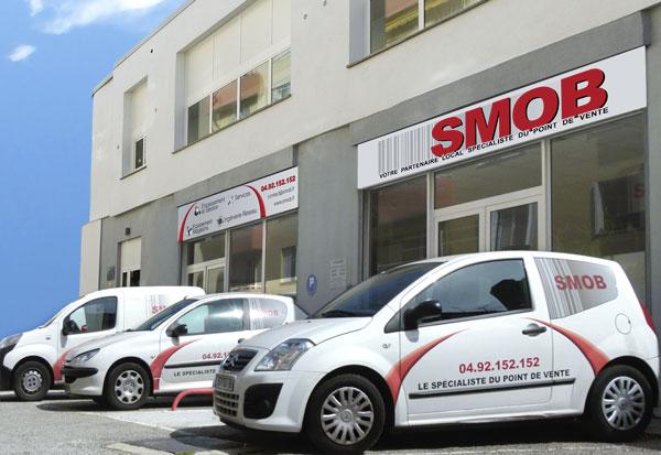 Photo bâtiment SMOB