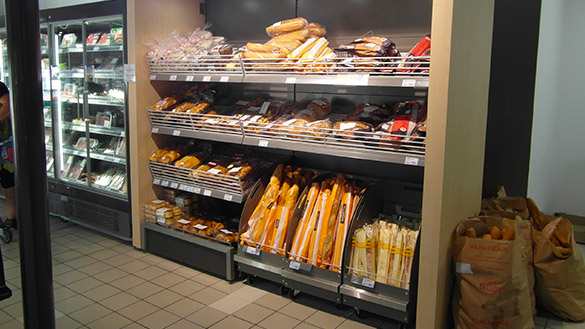 Mobilier pâtisserie & boulangerie