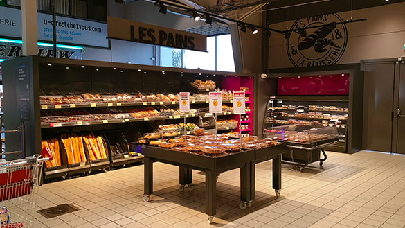 Mobilier pâtisserie | Agencement magasin