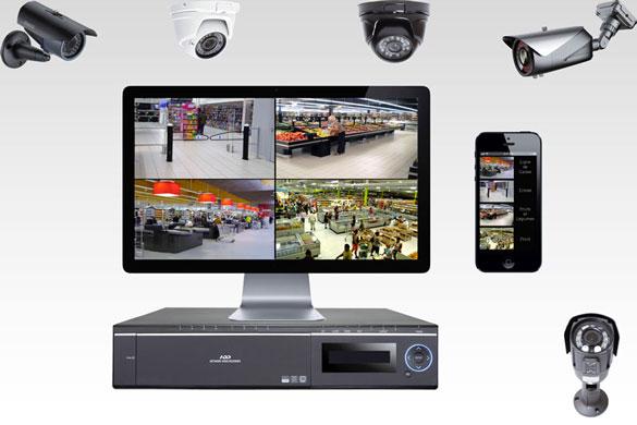 Intégration video surveillance caisse enregistreuse