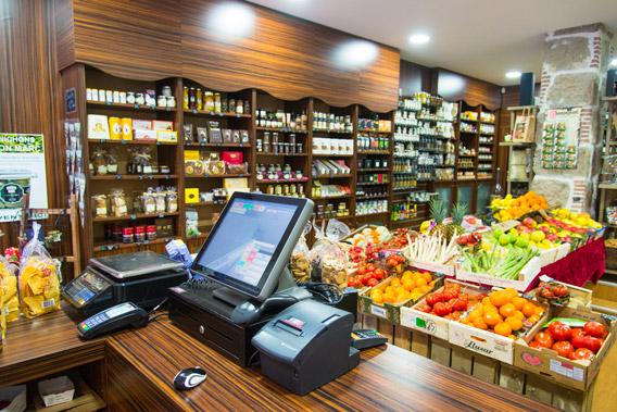 Terminal paiement électronique pour commerce de détail