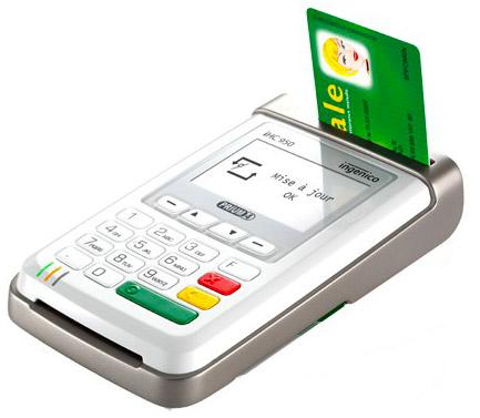 Terminal paiement électronique pour professionnels de la santé