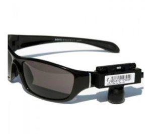 Protection antivol pour les lunettes