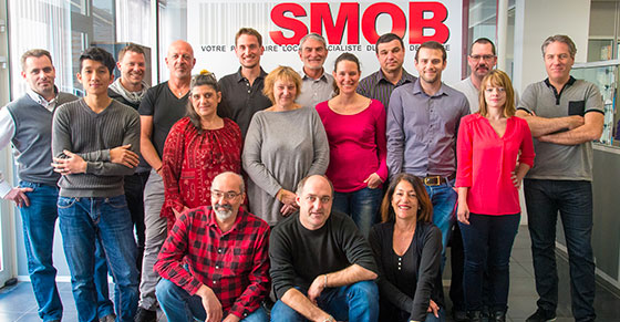 SMOB : Société Moderne d'Organisation Bureautique