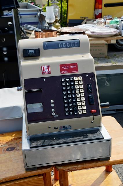 Opter caisse enregistreuse