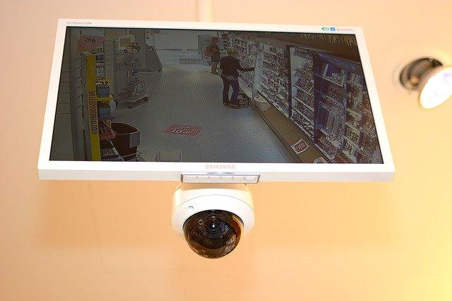 vidéo-surveillance améliorer la sécurité de mon magasin